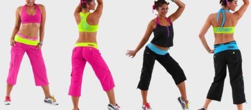 Zumba: la nuova moda del fitness