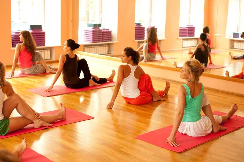 I migliori esercizi per il mal di schiena - Red House