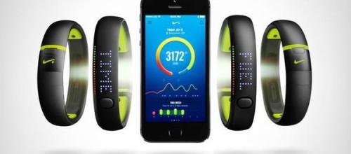La moda dei braccialetti fitness, da Jawbone al nuovo Nike